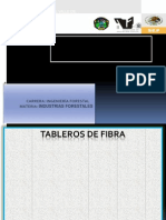 Expo Sic Ion de Tableros de Fibra