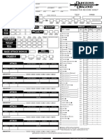 photo about Printable Dnd Character Sheet titled Individuality Sheet - Druid v3.5 Amusement Functions Dungeons