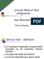 Les Services Web Et Leur Integration