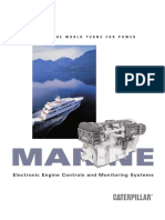 Brochure - Cat Marine Electronic Controls