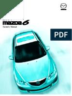 2004 Mazda6 Eng