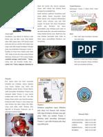 Leaflet Xeropthalmia