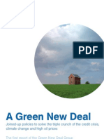 The New Green Deal