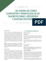 34-Patologia Tumoral Del Ovario Clasificacion y Terminologia de Los Tumores Del Ovario His to Genesis y Anatomia a