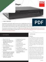Data Sheet - C 565BEE CD Player