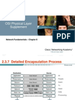 OSI Physical Layer Supplement