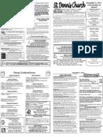 Dec 4 Bulletin