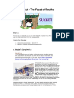 the feast of sukkot - day 1