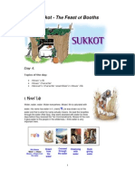 the feast of sukkot - day 4