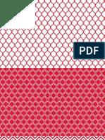 HWTM Peppermint Twist Patterns - Group A
