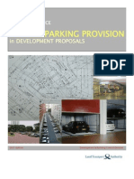 COP Vehicles Parking Provision