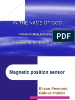 Magnetic Position Sensor