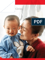 2010 Contributions Report
