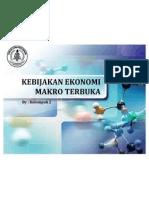 Kebijakan Ekonomi Makro Terbuka