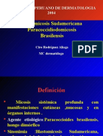 Blastomicosis Para X Congreso Dermatologia[1]