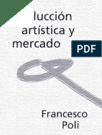 Francesco Poli - Producción artística y mercado
