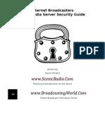 Multimedia Server Security Guide