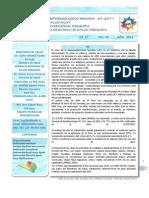 Boletin Epidemiologico 11-2011
