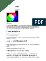 Color Primario