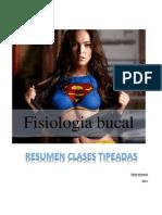 Resumen Fisiobucal Primer Certamen