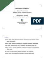 Lenguajes y Automatas