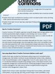Selebaran - Creative Commons (Bahasa Indonesia)
