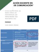 PROPUESTA DE CAPACITACIÓN DE DOCENTES PARA CLASES LÚDICAS