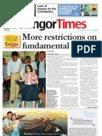 Selangor Times Nov 25-27, 2011 / Issue 50
