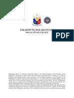 Philippines Palasyo Ng Malakanyang