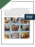 Retail Merchandising Dashboard
