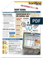 FTS4BT Datasheet