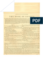 The BOOK of EXODUS (With Hadydock Commentary)
