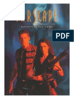 Farscape RPG - D20 Core Book