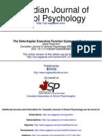 Canadian Journal of School Psychology 2005 Swanson 117 28