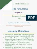 ch12- Debt Financing