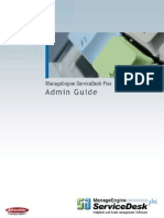 AdventNet Manage Engine Service Desk Plus 7 Help Admin Guide