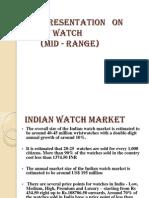 Wrist Watch .....Priyanka