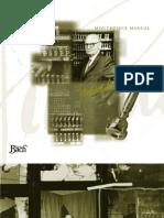 AV6001 Bach Mpce Manual