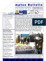 Issue 12 Newsletter