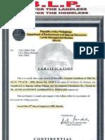 DENR-LMB Compliance
