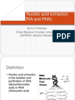 Chapter 1 Nucleic Acid Extraction