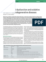 Mitochondrial Dysfunction and Oxidative