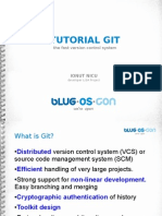 Tutorial Git