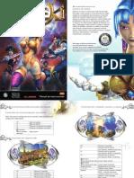 ARPG PC Spanish Manual Sudeki