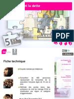 Les Français et la crise de la dette en Europe