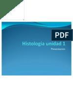 HISTOLOGIA UNIDAD 1