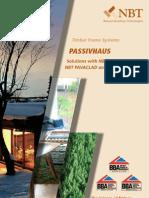 110222 Technical Manual PASSIVHAUS