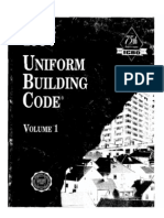UBC Volume 1-1997