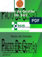 Pacto de Gestão SUS ENN3