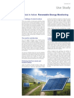 Monitoring Renewable Energy Sources With M2M